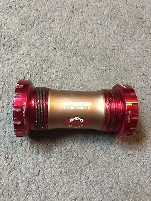 FSA MegaExo BB-70/68 24mm Diameter Bottom Bracket