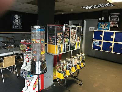 vending site for sale .19 heads beaver tubz and 95mm also air hockey contract