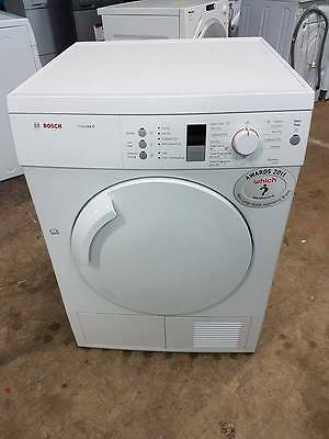 Bosch White Vented Tumble Dryer  Reconditioned With WARRANTY Delivery Possible