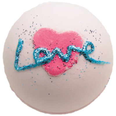 Bomb Cosmetics All You Need Is Love Bath Blaster 160 g