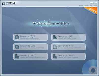 WinAVI Video Converter 11-convert any video format and integrate your subtitles!