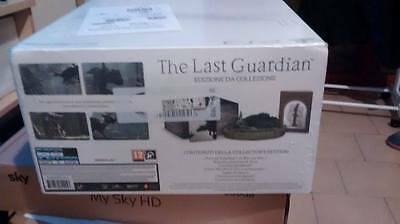 The Last Guardian Collector's Edition Ps4 Playstation 4