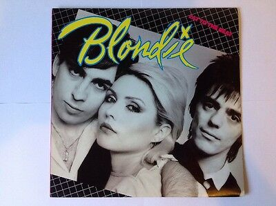 Blonde - Eat To The Beat (LP 1979)