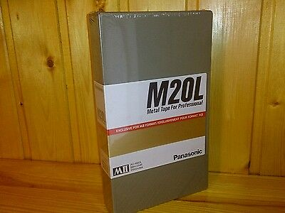 Panasonic M11(M2) video tape.  M20L
