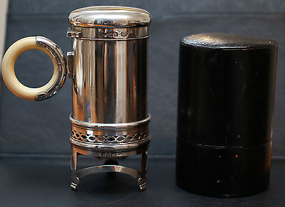 Charles & George Asprey 1902 London Leuchars & Son Sterling Silver Campaign Cup