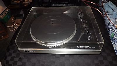 Vintage Jvc Ql-A2 Automatic Return Direct Drive Fg Servo System Turntable