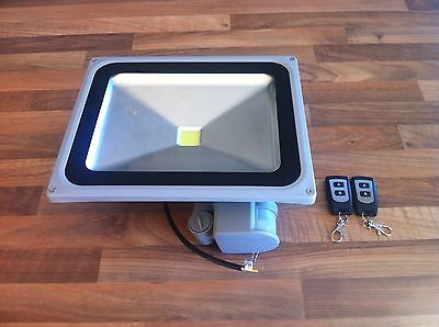 50w Remote Control LED Home House Security Outdoor Light PIR Sensor with overide