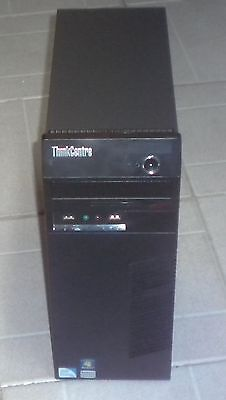 PC Lenovo 4gb windows7 quad core 2,83ghz GT210 hdmi