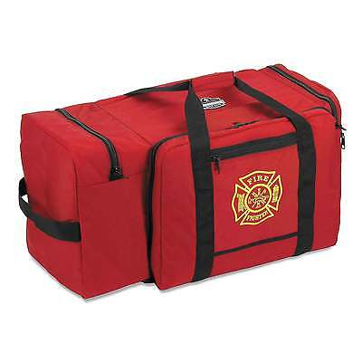 Ergodyne Arsenal First Responder Fire Rescue Gear Bag, Red