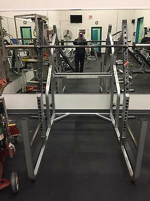 Cybex Squat Rack - Cleaned & Serviced