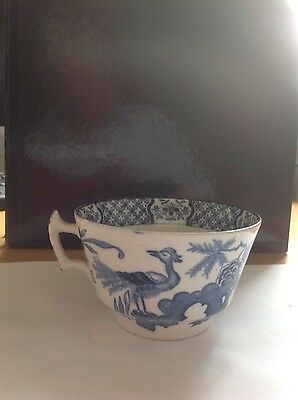 blue and white china cup