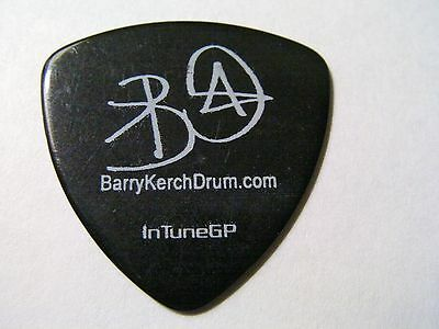 Shinedown Barry Kerch authentic guitar pick