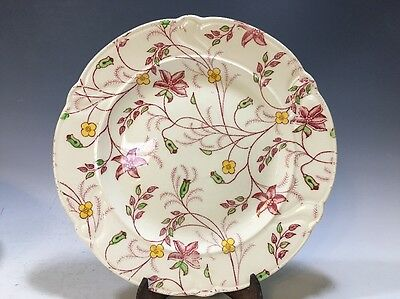 "Chelsea Chintz Taylor Smith And Taylor Co. Salad Plate - 7""D"