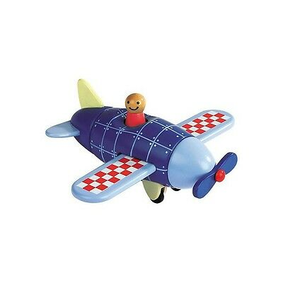 Avion magnetique en kit 6 pieces - JANOD - NEUF