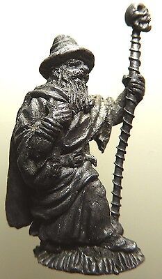 FA2-1 Wizard w/ SKULL STAFF Very Rare to Find Complete Staff! Citadel Oldhammer