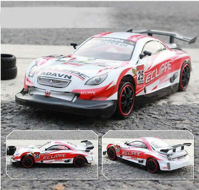 New High-Speed Length 25CM Simulation Remote Control Car Rechargeable Toy  #