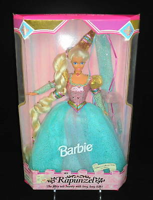1994 Barbie as Rapunzel Doll #13016 Children's Collector Series 1st in Series