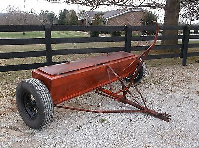 USED 8 FT EZ FLOW. Spreader/Seeder --Can ship cheap! Just ask us for a quote!