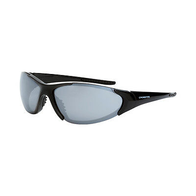 a04a358332d CROSSFIRE COBRA SAFETY Glasses with Silver Mirror Lens
