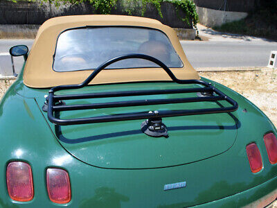 Fiat Barchetta Luggage Rack ; No Clamps & No Brackets = No Damage