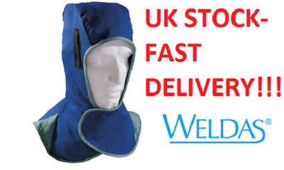 Weldas Hood Non Flammable Very High Quality Fast and Free Deliv From UK Mig Tig
