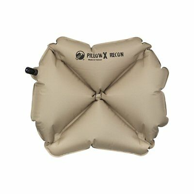 Klymit Pillow X Recon Coyote Sand Sleeping Travel Pad, BRAND NEW