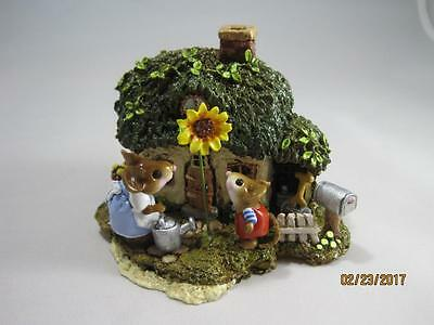 Wee Forest Folk A Cottage for All Seasons - Summer - Limited Edition 2007