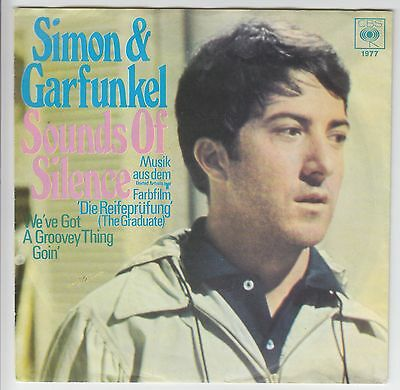 Simon & Garfunkel - Sounds Of Silence/We've Got A Groovey Thing Goin'