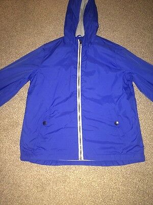 Boys Blue Jacket From Next Age 9
