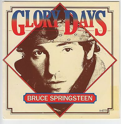Bruce Springsteen - Glory Days/Stand On It
