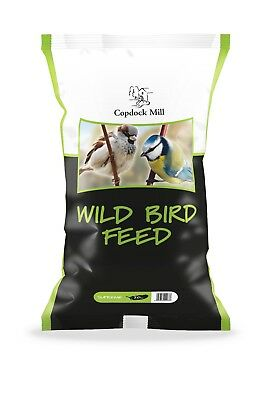Copdock Mill Supreme All Season Wild Bird Mix Food High Oil / Energy 20kg Bag