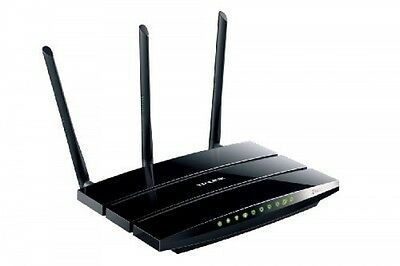 tp-link N900 Wireless Dual Band Gigabit Router Plug-Type F (EU)
