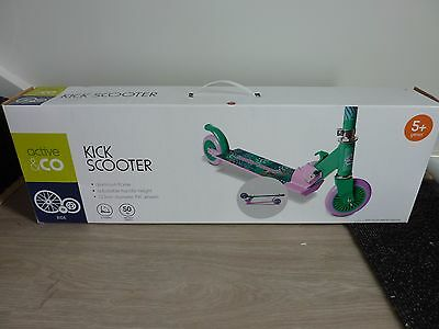 Kids scooter 5+ - active & co brand