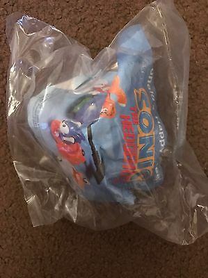 Sonic The Hedgehog McDonald's Toy BRAND NEW