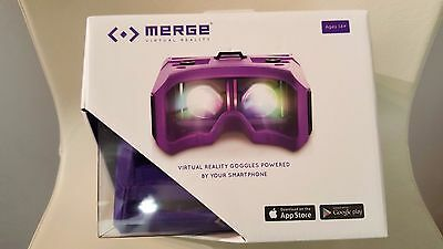 Merge VR - VR Headset Googles for iPhones and Android Smartphones