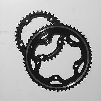 Shimano 105 5600 Plateaux 53/39 dents / chainrings 53/39T