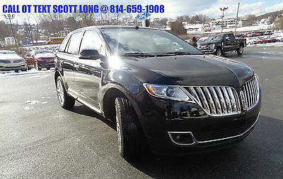 2013 Lincoln MKX 2013 Lincoln MKX AWD Nav Heated Cooled Seats 2013 Lincoln MKX AWD Elite Navigation Heated Cooled Seats Panoramic Sunroof