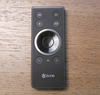 Microsoft Zune REMOTE CONTROL 1104 for Docking Station IR for Zune Media Player