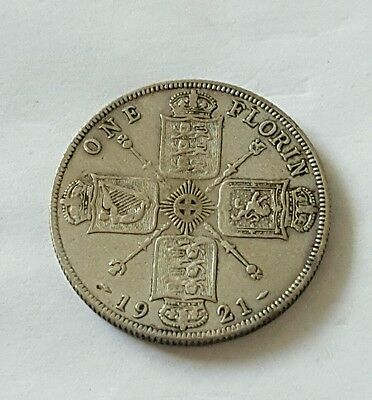 Great Britain One Florin  1921