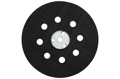 """Bosch RS031 5"""" Soft Hook and Loop Replacement Sanding Pad Backing Pad New"""