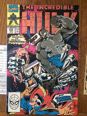 Hulk 370 with marvel pay voucher and newspaper clipping