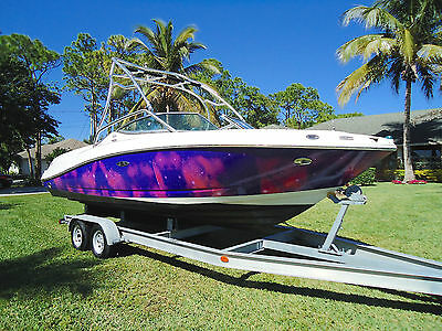 2007 SEA RAY 230 Select Boat w/ Mercuiser V8 5.0 Great Condition LOW RESERVE