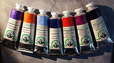 Old Holland OIL PAINT LOT~RETAIL$209.15~FREE SHIP~NEW Series B&C***