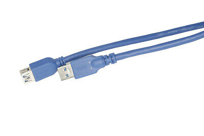 1.5m USB 3.0 Extension Cable (M/F)