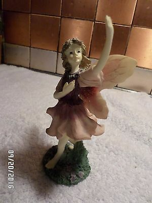 The Fairy Collection By Dezine Limited Edition Dancing Fairy 1995