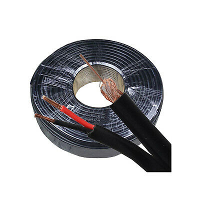 RG59 + 2 Core Power Cable (40m)