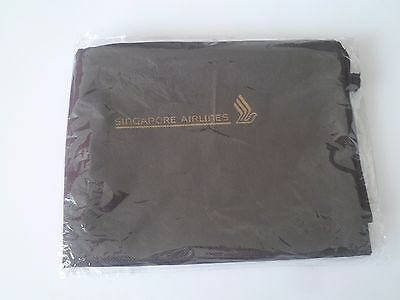 SINGAPORE AIRLINES SQ Travel Big Drawstring Bag