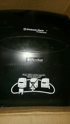 Professional Microban Paper towel dispenser by Kimberly Clark