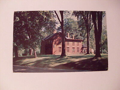 pre-1980 MONROE TAVERN Lexington Massachusetts MA Postcard y5887