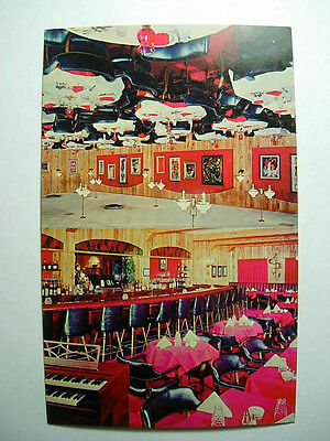 pre-1980 THE PUB RESTAURANT Clifton New Jersey NJ Unused Postcard y7960